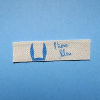étiquette imprimée