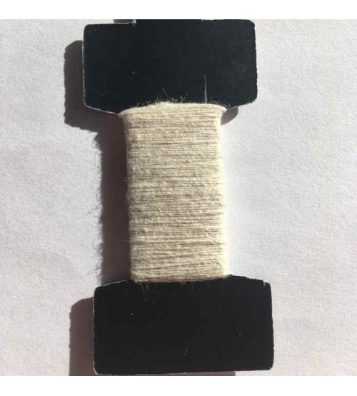 Etiquette vêtement fil coton recycle Global Recycle Standard