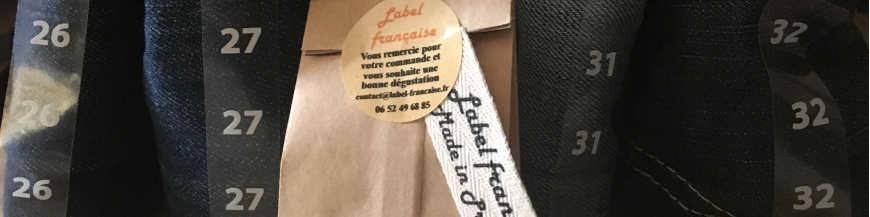 Etiquettes Vêtements Auocollantes