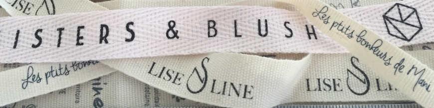Rubans Coton et Coton Bio