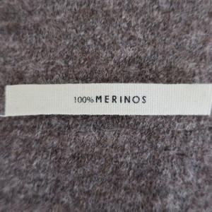 étiquette coton vêtement bébé