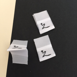 étiquettes personnalisées pour espadrilles