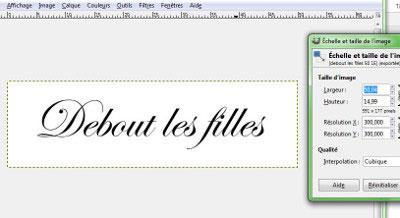 1ere simulation d'étiquettes pour vêtements label francaise