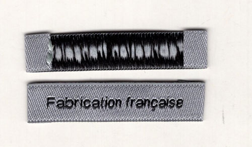 exemple de prototype etiquettes personnalisées Fabriqué en France pour Stella Forest par label francaise