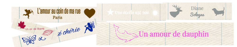 exemple étiquettes en coton réalisées sur label-francaise.fr