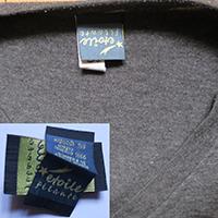 étiquettes personnalisées 20 mm * 40 mm