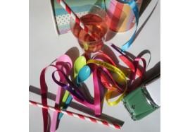 Créativité, été, festivité : bracelet personnalisé