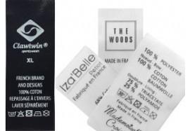 Pour bien créer vos étiquettes de composition